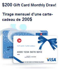 Visa Cadeau Small articlesbebe